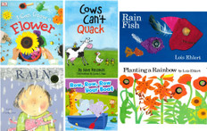 March Into Spring Reading Challenge 2021 Set of 6