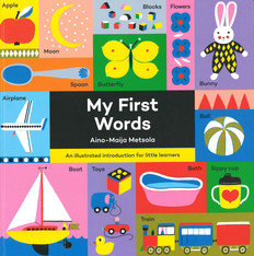 My First Words (Big Board Book)
