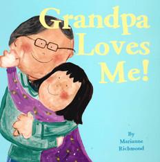 Grandpa Loves Me! (Board Book)