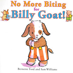 No More Biting for Billy Goat! (Hardcover)