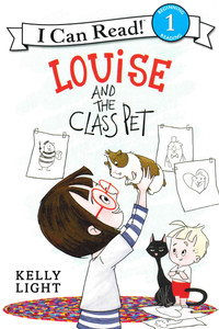 Louise and the Class Pet Level 1 (Paperback)