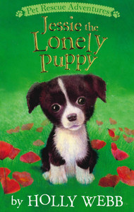 Jessie the Lonely Puppy (Paperback)-Clearance Book