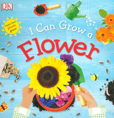 I Can Grow a Flower (Board Book)-Clearance Book