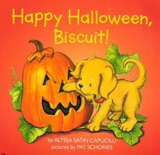 Happy Halloween Biscuit! (Paperback)- Clearance Book