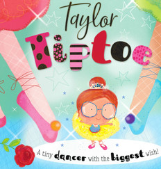 Taylor Tiptoe (Hardcover)- Clearance Book