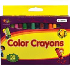 Kalzen Color Crayons (32 Crayons)