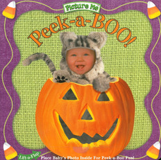 Picture Me Peek-a-Boo! (Board Book)- Clearance Book