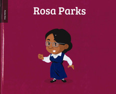 Rosa Parks (Hardcover)-Clearance Book