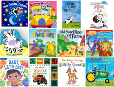 Bundle for All Ages - 120 Books