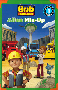 Alien Mix-Up: Bob The Builder Level 1 (Paperback)