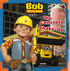 The Concrete Shake-Up: Bob the Builder (Paperback)