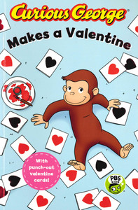 Curious George Makes a Valentine (Paperback)