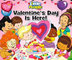 Valentine's Day Is Here! Lift-a-Flap (Board Book)