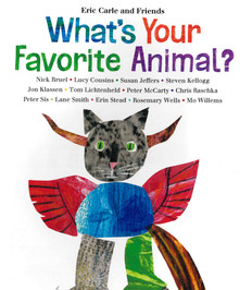 What's Your Favorite Animal (Hardcover)