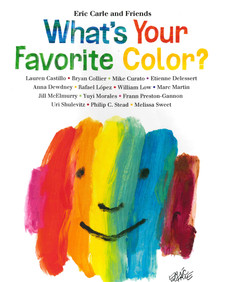 What's Your Favorite Color (Hardcover)