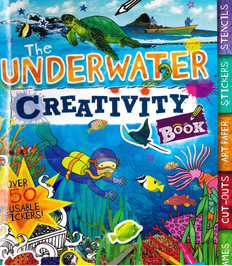 The Underwater Creativity Book (Paperback)