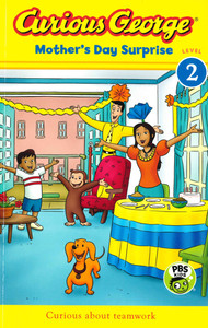 Curious George Mother's Day Surprise Level 2 (Paperback)