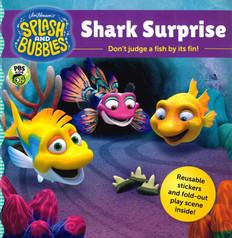 Shark Surprise (Paperback)