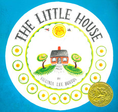 The Little House: Her Story (Paperback)