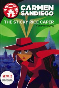 The Sticky Rice Caper (Paperback)