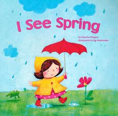 CASE OF 140- I See Spring (Paperback)