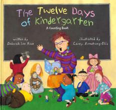 The 12 Days of Kindergarten (Hardcover)