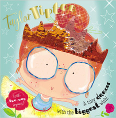 Taylor Tiptoe: A Tiny Dancer with the Biggest Wish! (Paperback)