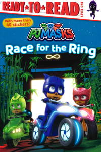 Race for the Ring Level 1 (Paperback)- Clearance Book