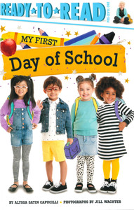 My First Day of School Pre-Level 1 (Paperback)