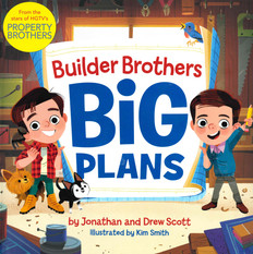Builder Brothers Big Plans (Hardcover)