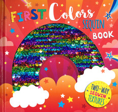 First Color Sequin Book (Board Book)