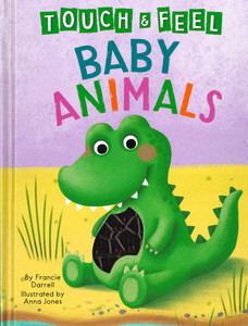 Baby Animals Touch & Feel (Big Board Book)