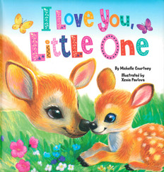 I Love You, Little One (Padded Board Book)*