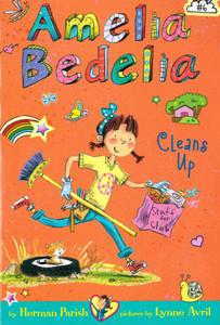 Amelia Bedelia Cleans Up (Paperback)