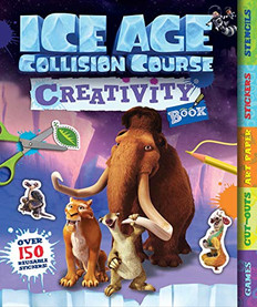 Ice Age Collision Course Creativity Book (Paperback)