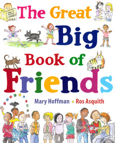 The Great Big Book of Friends (Hardcover)