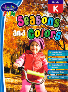 Seasons and Colors:  Grade K (Paperback)