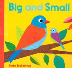 Big and Small (Board Book)