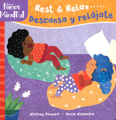 Rest & Relax: Sleepy Time for Little Ones (Spanish/English) (Board Book)