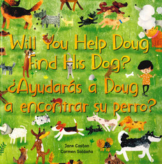 Will You Help Doug Find His Dog? (Spanish/English) (Paperback)