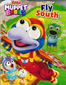 Muppet Babies: Fly South (Board Book)