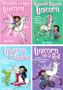 Big Sparkly Box of Unicorn Magic Set of 4 (Paperback)