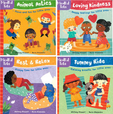 Mindful Tots Set of 4 (Board Book)