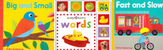 Baby's First Words Set of 3 (Board Book)