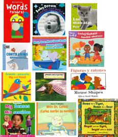 VALUE Bundle- Ages 1 to 5 Years (A) (Spanish/English) (120 Books)