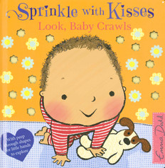 Look, Baby Crawls (Board Book)