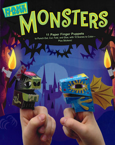 Make It Now! Monsters (Paperback)