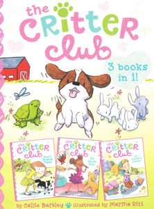 The Critter Club: 3 Books in 1! (Paperback)