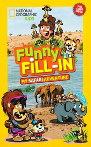 Funny Fill-In My Safari Adventure (Paperback)