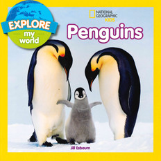 Explore My World Penguins (Paperback)